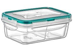 Контейнер Fresh Box прямоугольный 0,4 л прозрачный