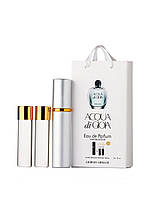 Мини-парфюм Giorgio Armani Acqua di Gioia (Армани Аква Ди Джоя) , 3*15 мл