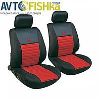 Чехлы на сидения автомобиля MILEX Tango перед красные 2шт (100836)
