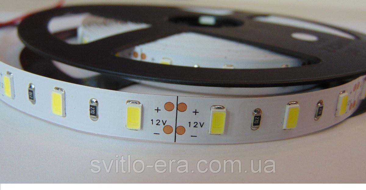 Светодиодная лента LED 5630-60 12V IP33 белая(яркая)