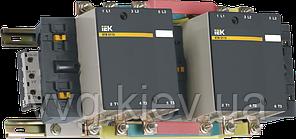 Контактор КТИ-51853 реверсионный 185А 400В/АС3 IEK