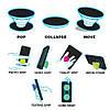Попсокет держатель Fashion для телефона/планшета + держатель для авто Combo Popsocket 01, фото 6