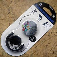 Попсокет держатель Fashion для телефона/планшета + держатель для авто Combo Popsocket 03