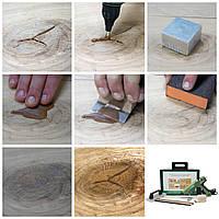 Термошпаклівка для деревини
