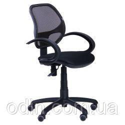 Кресло Байт/АМФ-5 Сетка черная 116963