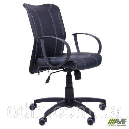Кресло Лайт LB Софт АМФ-8 Неаполь N-20 нитка белая 029632