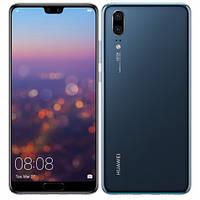 "Смартфон Huawei P20 4/128GB Blue, 20+12/24Мп, 5.8"" IPS, 2sim, 3400 мА*ч, Kirin 960, 8 ядер, 4G (LTE)"