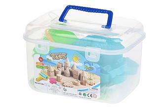 Same Toy Волшебный песок Omnipotent Sand Морской мир (зеленый) 9 ед.