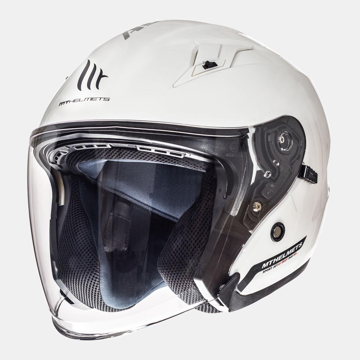 Шлем Mt Avenue белый р.XL