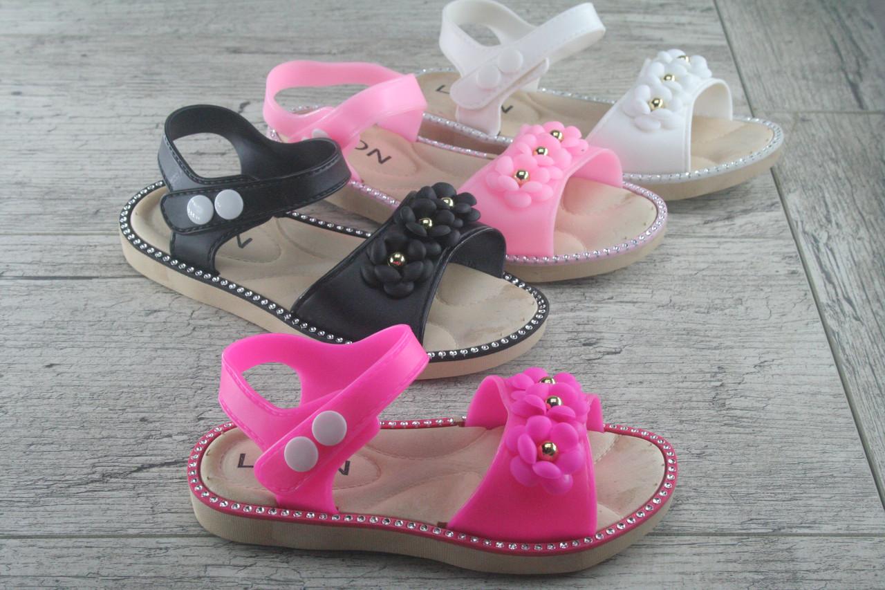 Босоножки, сандалии детские силиконовые Lion, обувь летняя, пляжная, открытая