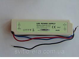 Блок живлення LED Power supply LP-60-W1V12 IP67