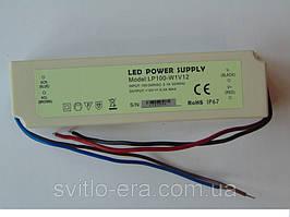 Блок живлення LED Power supply LP-100-W1V12 IP67
