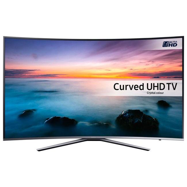 """Телевизор 55"""" Samsung UE55KU6650 4K Curved  """"Over-Stock"""""""