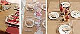 Паперові скатертини з крафт паперу, порізка листів на формати, фото 4