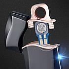 Зажигалка подарочная электронная удивительная  H33183, фото 9