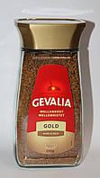 Кофе  растворимый GEVALIA Mellan Rost Gold 200 гр.