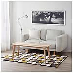 IKEA TORRILD Ковер с коротким ворсом, разноцветный  (303.908.61), фото 3