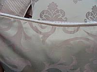 Комплект подушек Беж с розовинкой, 5шт, фото 1