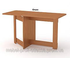 Стол книжка 6 компанит В разложенном виде 1280 мм.