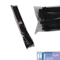 Стяжка кабельная чёрная 9×1150