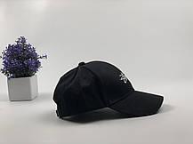 Кепка бейсболка Stussy (черная), фото 3