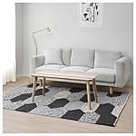 IKEA KOLLUND Ковер безворсовый, ручная работа  (203.745.69), фото 4