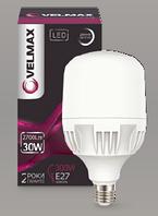 LED лампа Velmax V-A118, 40W, Е27-E40, 6500K, 3600Lm High Power