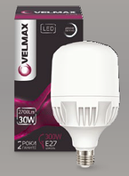 LED лампа Velmax V-A118, 40W, Е27-E40, 6500K, 3600Lm High Power