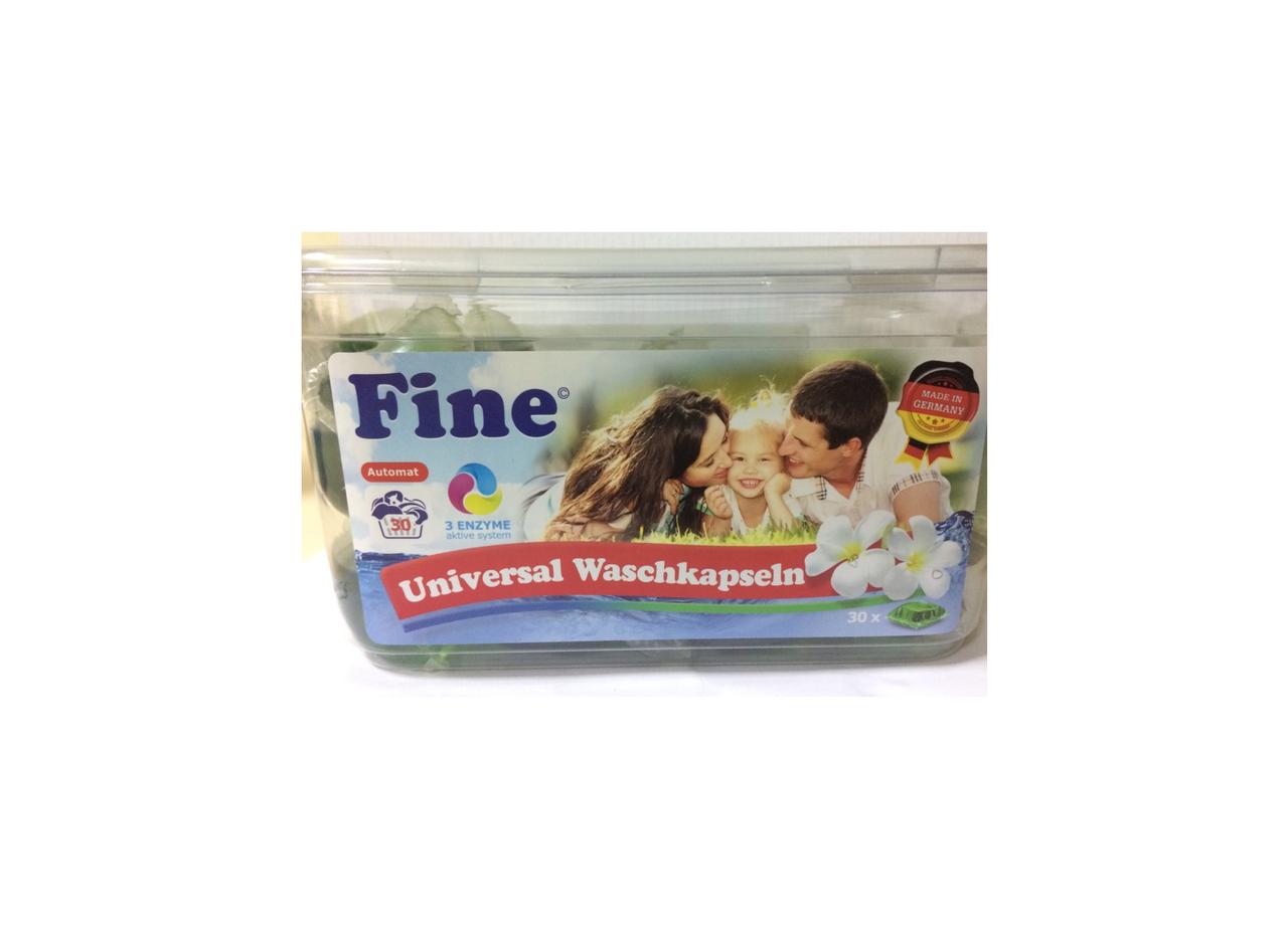 Капсулы Fine Universal 30 шт