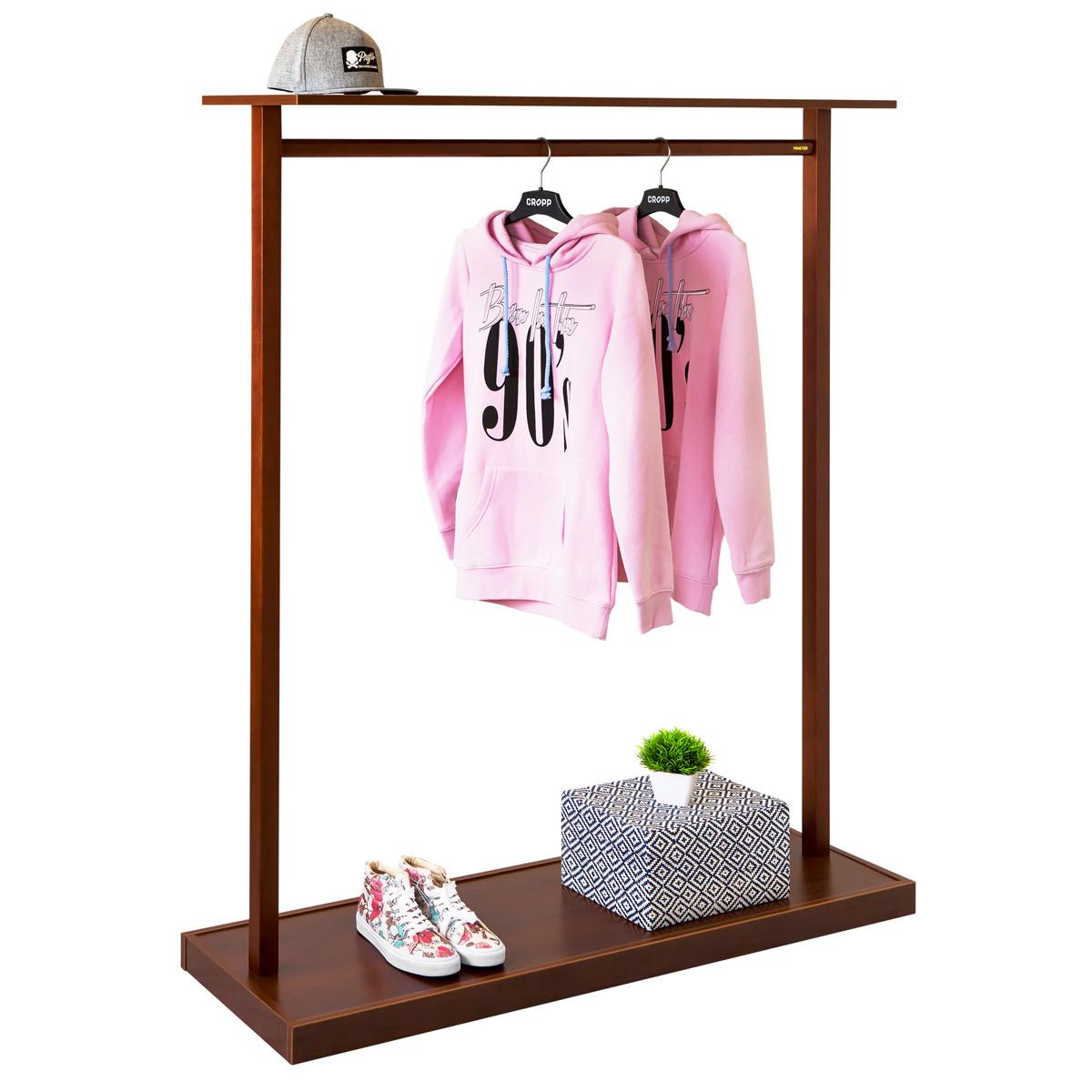 Стойка для одежды напольная фото вариантов