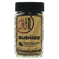 Bushido Kodo кофе растворимый, 95 гр.
