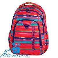 Лёгкий школьный рюкзак для старших классов CoolPack Strike 72977CP