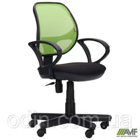 Кресло Чат/АМФ-4 сиденье А-1/спинка Сетка салатовая 025533