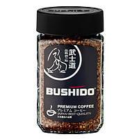 Bushido Black Katana кофе растворимый, 100 гр.