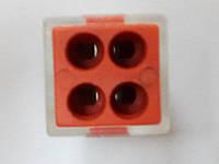 Соединительный зажим для кабеля ЗСЕ104 проходной, фото 1