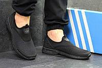 Кроссовки Adidas (черные) летние кроссовки адидас adidas 5353