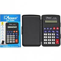 Калькулятор 328 10х6х1 см