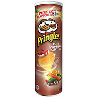 Чипсы Pringles Hot Paprika Chilli 190 g
