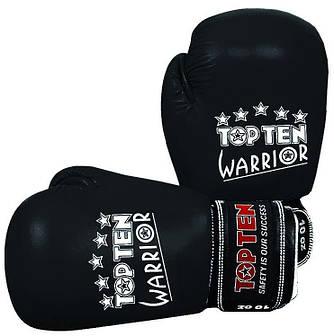 """Боксерские перчатки для подростка TopTen """"WARRIOR"""""""