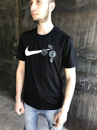 Футболка мужская Nike  Полиэстер, фото 2