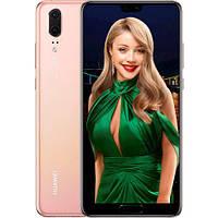 "Смартфон Huawei P20 4/128GB Pink gold, 20+12/24Мп, 5.8"" IPS, 2sim, 3400 мА*ч, Kirin 960, 8 ядер, 4G (LTE), фото 1"