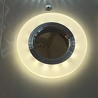 Точечный светильник 7870R matt с подсветкой, фото 1