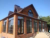 Заказать остекление домов в Херсоне Николаеве Одессе цена. Рассчитать стоимость остекления