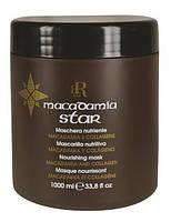 Маска для волос с маслом макадамии и коллагеном, 1000 мл.