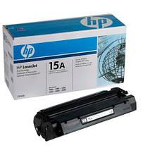 Заправка HP LJ 1200 картридж 15A (C7115A)