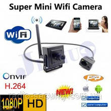 Мини HD Ip Wi-fi беспроводная камера с микрофоном B07W