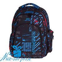 Модный школьный рюкзак для старших классов CoolPack Maxi 75626CP