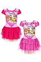 Платья для девочек оптом, Disney, 98-128 см,  № 640-054