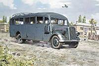 Немецкий штабной автобус Opel Blitz Omnibus W39