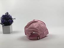 Кепка бейсболка Dope (розовая), фото 3
